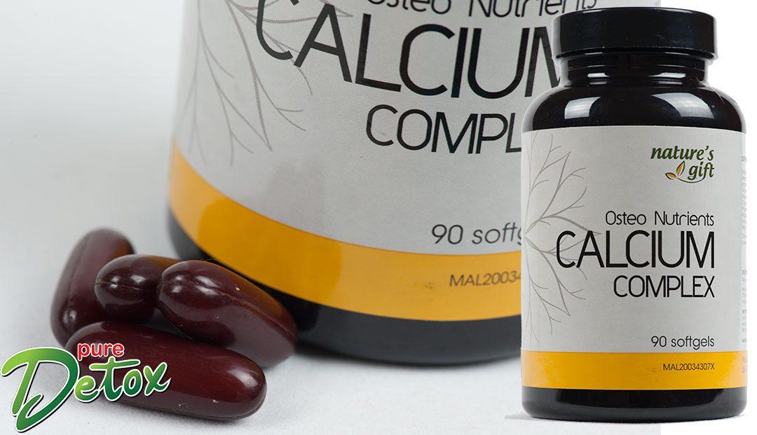 Calcium Complex with Boron
